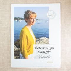 Knitbot Pattern - Featherweight Cardigan