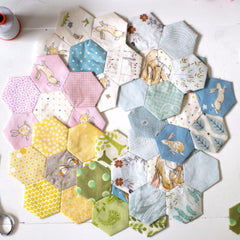 Free Class: English Paper Piecing