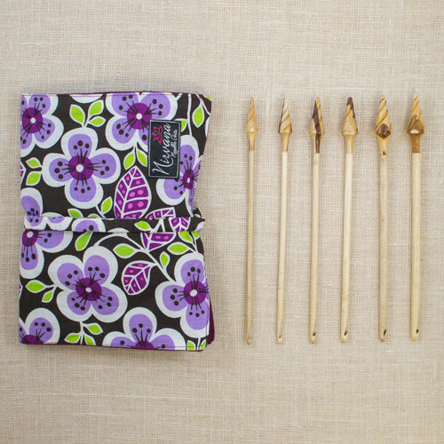 Nirvana Maple Crochet Hook Set