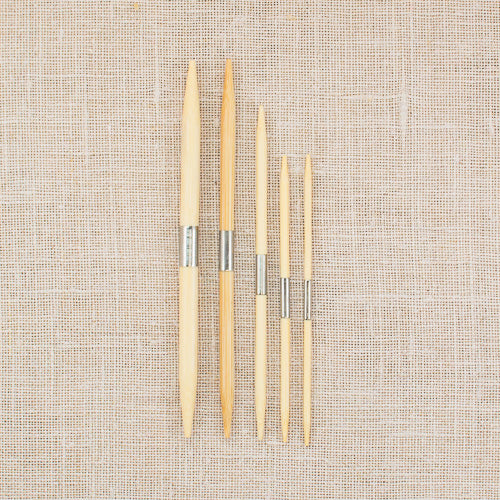 Cocoknits Bamboo Cable Needles  (set of 5)