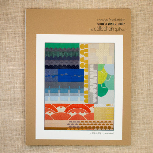 Carolyn Friedlander - Collection Quilt