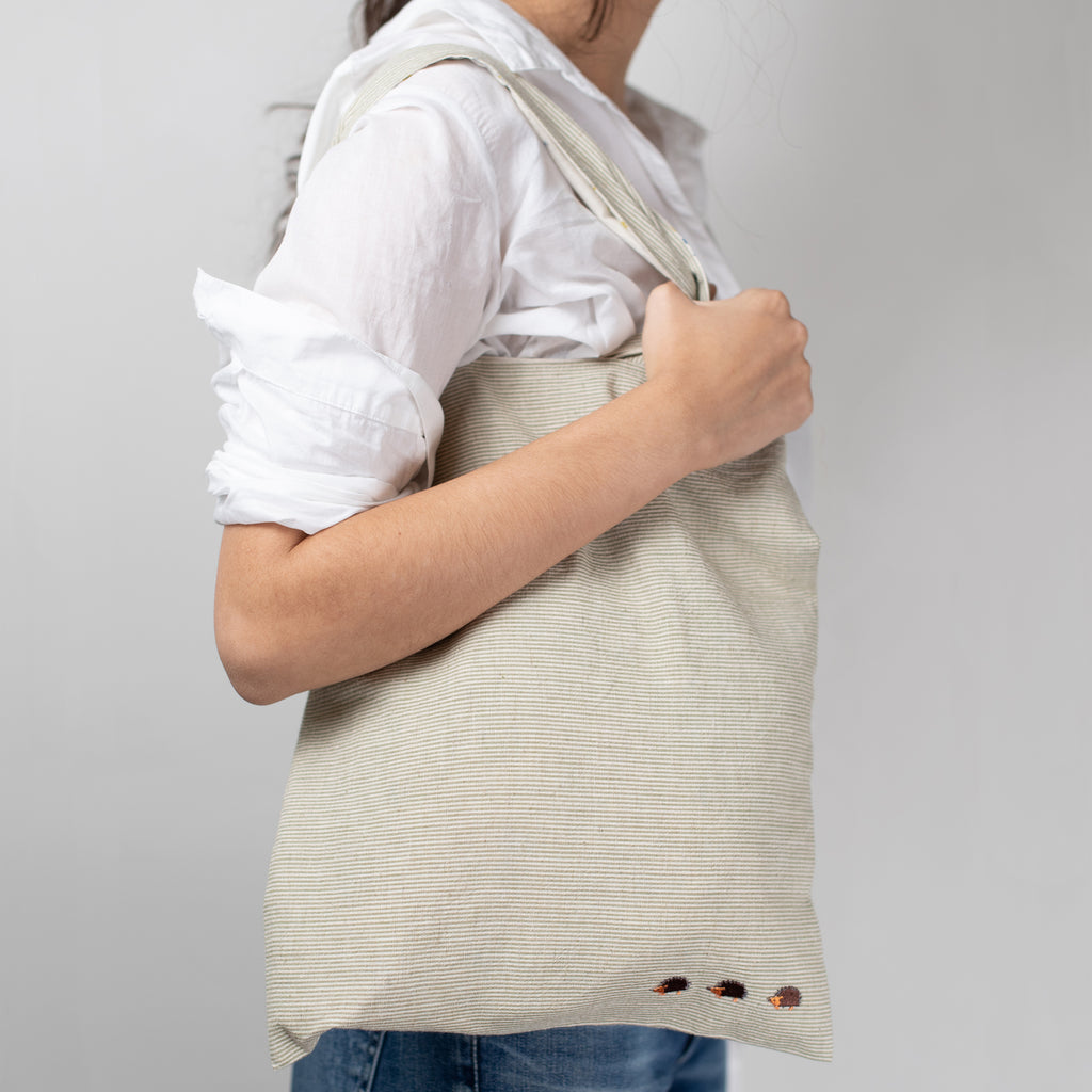 Intro To Machine Sewing & Tote Bag Class