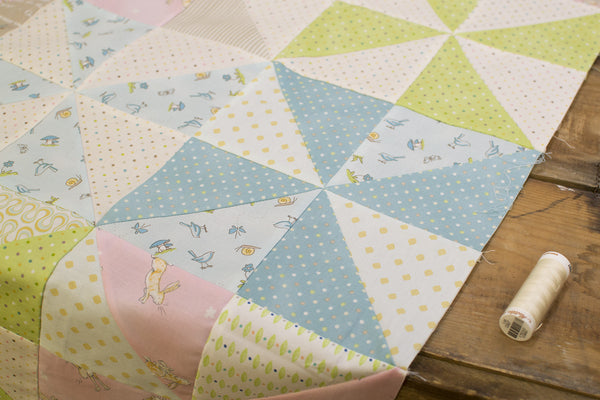 Free Class: Triangle Quilting