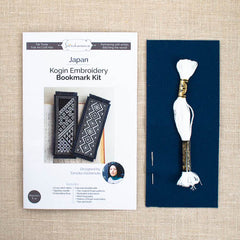 Stitcharama - Kogin Embroidery Bookmark Kit