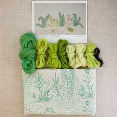 Custom House - Frogs and Ferns Kit (388)