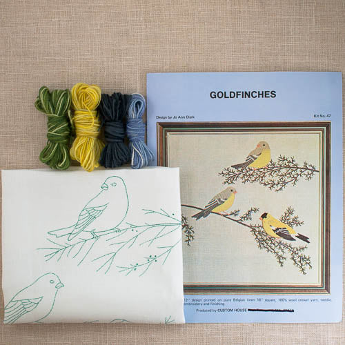 Custom House - Goldfinches Kit (47)