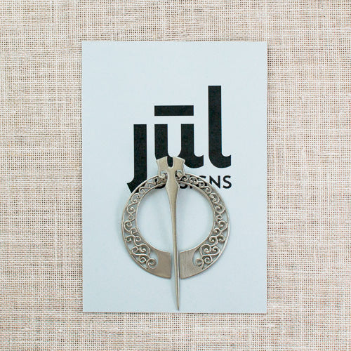JUL Runa Penannular Brooch