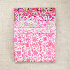 Liberty Fat Eighth Bundle, Pink