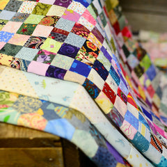Free Class: Quilt Layering