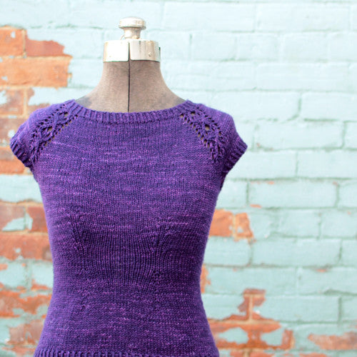 Knit your first Sweater