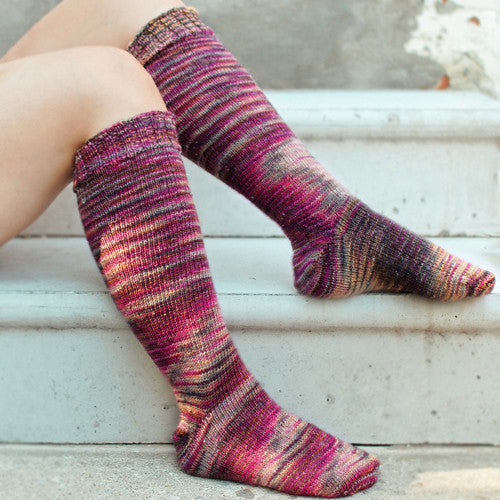 Knit your first Socks