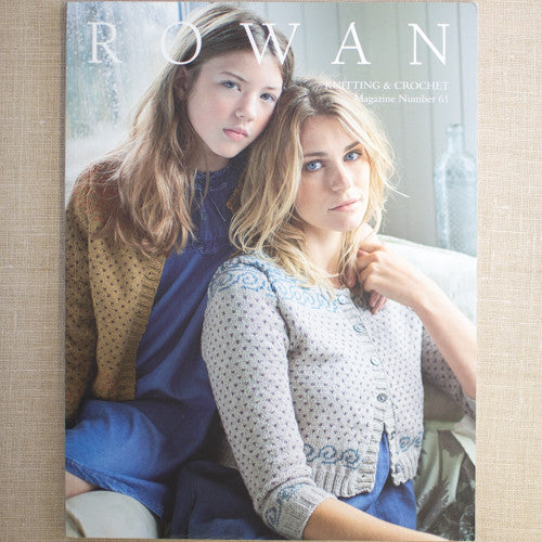 Rowan Magazine No. 61