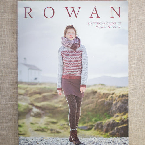 Rowan Magazine No. 60