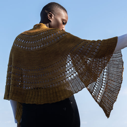 Gold Shawl