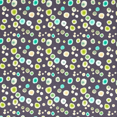 Flora Collection - Dew Drop Charcoal (40715 5)