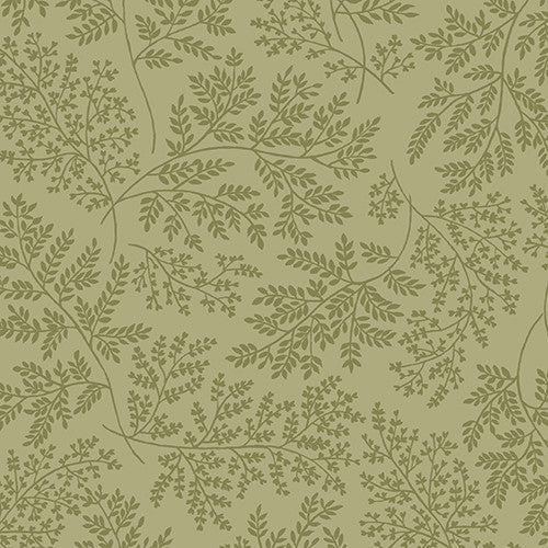 Sherwood Collection - Fern Olive Green