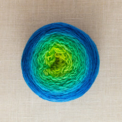 Freia Ombre Fingering Shawl Ball