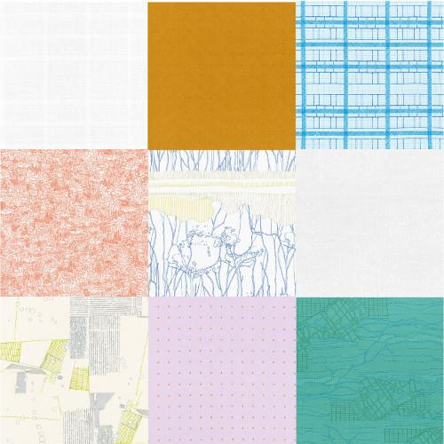 Friedlander Half Yard Bundle / 25 pcs