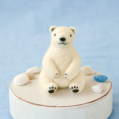 Hamanaka Pretty Animals - Polar Bear / H441-463