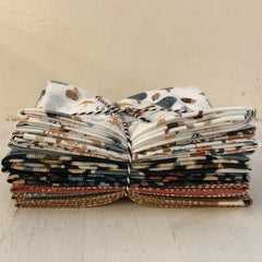 Country Mouse Fat Quarter Bundle - 6 Pieces