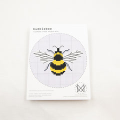 Diana Watters Handmade - Bumblebee Cross Stitch Kit