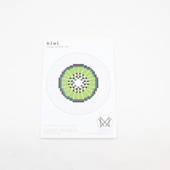 Diana Watters Handmade - Kiwi Cross Stitch Kit