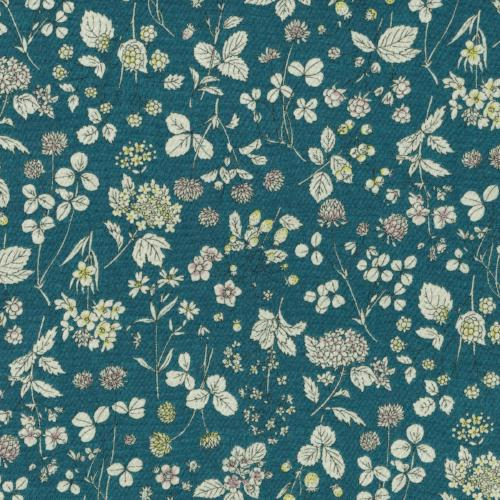 Memoire a Paris - Dark Teal (40741-66)