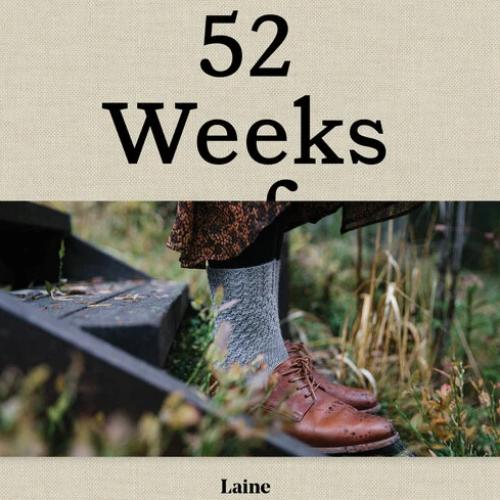 Laine: 52 Weeks of Socks