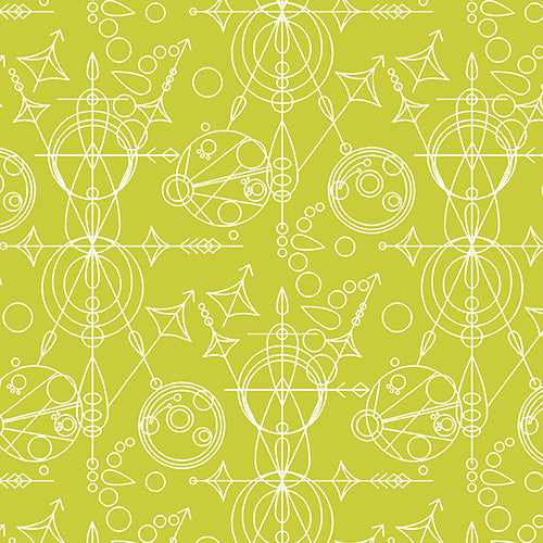 Sun Print Collection - Mercury Chartreuse (7752G)
