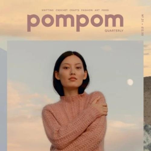 Pompom Issue 31 / Terrain / Winter 2019