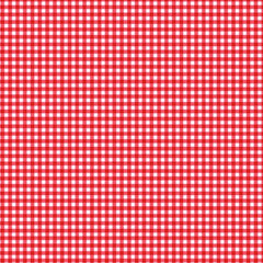 Fruity Friends - Red Gingham 920-R6