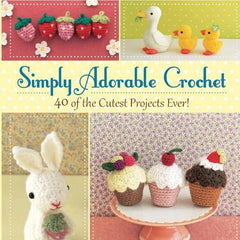 Simply Adorable Crochet by Maki Oomaci