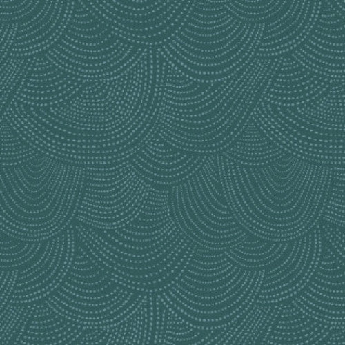 Chroma Basics - Scallop Dot Pine