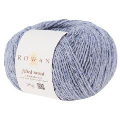 Harbord Shawl Kit - Rowan Felted Tweed
