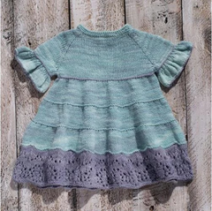 Bluebell Baby Dress Pattern