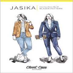 Closet Case Patterns - Jasika Blazer pattern