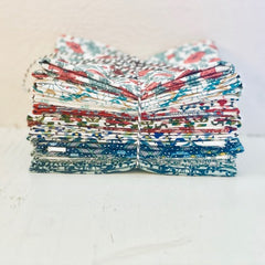 Fat Quarter Bundle - Mixed Liberty Floral - 13 Pieces