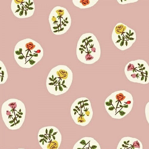 Tiger Lily Collection - Small Roses (blush)