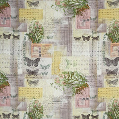 Wallflower Collection - Botanical in Multi