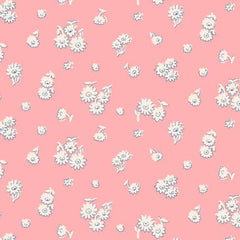 Liberty of London - The English Garden - Tumbling Daisy Pink (04775602X)