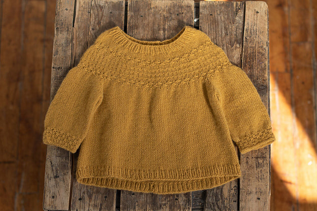 Amarillo Sweater Pattern