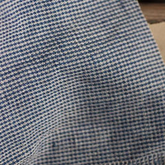 Merchant & Mills - Frontier Blue EU Linen/Cotton Mix