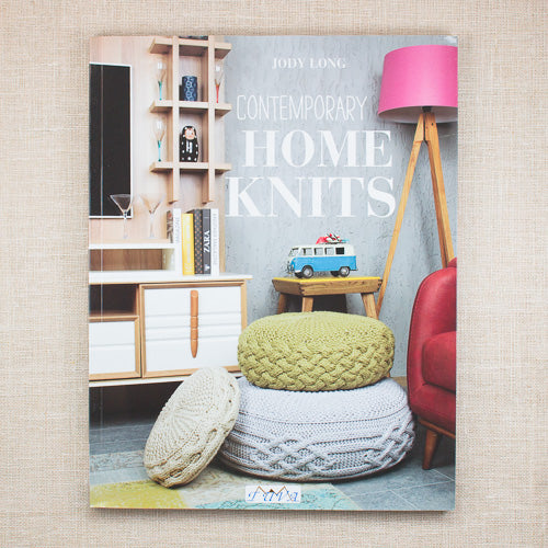 Contemporary home knits Jody Long