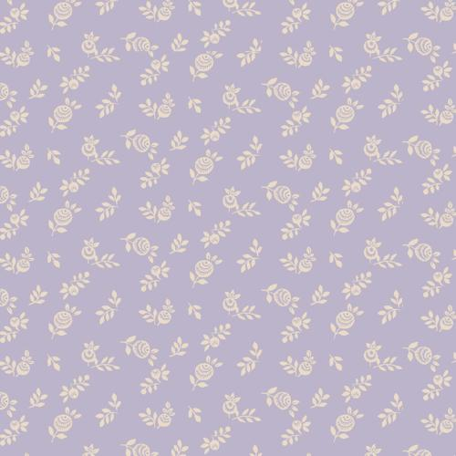 Liberty of London - The English Garden - English Berry Lavender (04775605Y)