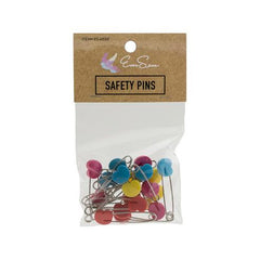 Eversewn - Heart Shaped Safety Pins 20 pcs