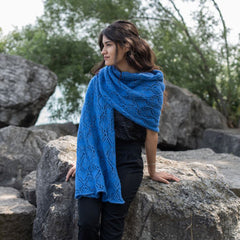 Icy Waters Shawl