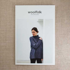 Woolfolk Patterns - Kobolt