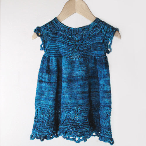 Knit your first Lace Garment