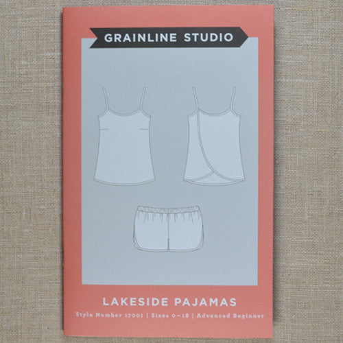 Grainline Studio - Lakeside Pajamas
