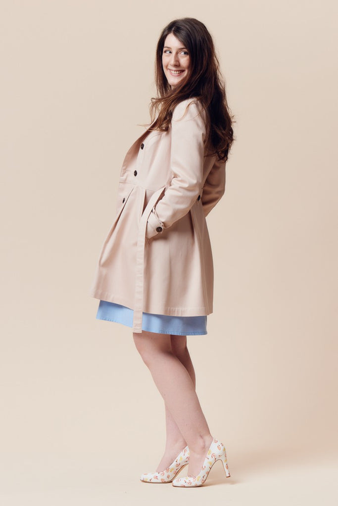 Luzerne Trench Coat